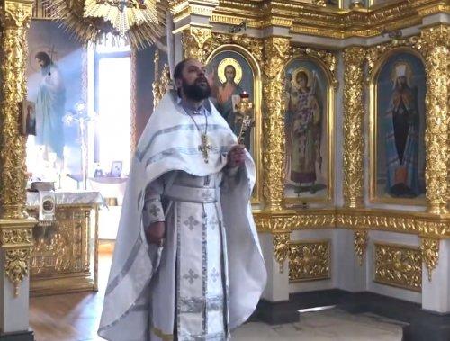 Проповедь протоиерея Иоанна Шимона в Неделю о блудном сыне