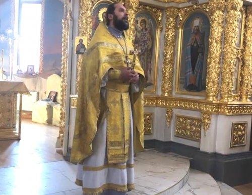 Проповедь протоиерея Иоанна Шимона в Неделю о Страшном суде