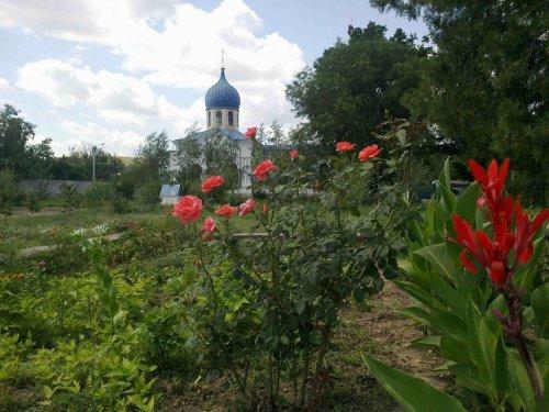 Престольный праздник храма Воскресения Христова в селе Мирное Симферопольского района