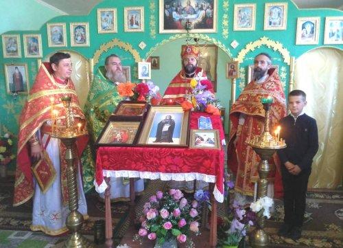 Престольный праздник в храме преподобного Иова Почаевского в селе Чайкино Симферопольского района