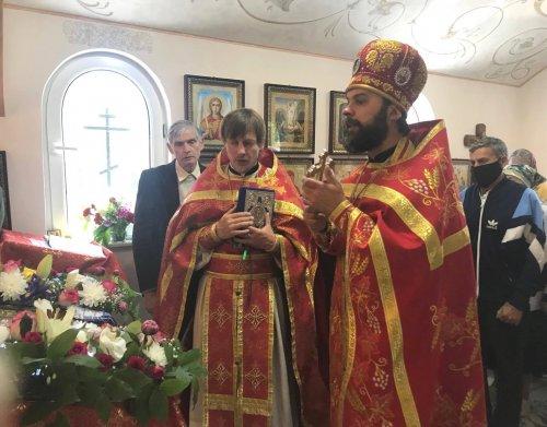 Престольный праздник храма равноапостольных Кирилла и Мефодия в селе Родниковое Симферопольского района
