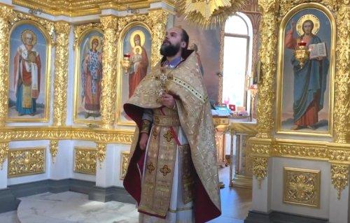 Проповедь благочинного Второго Симферопольского благочиния протоиерея Иоанна Шимона в день памяти первоверховных апостолов Петра и Павла