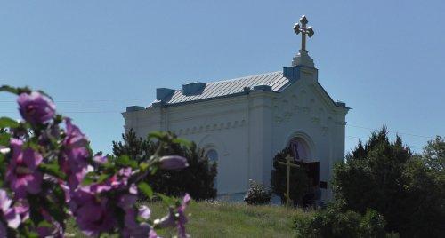 Престольный праздник храма святой равноапостольной мироносицы Марии Магдалины в Симферополе