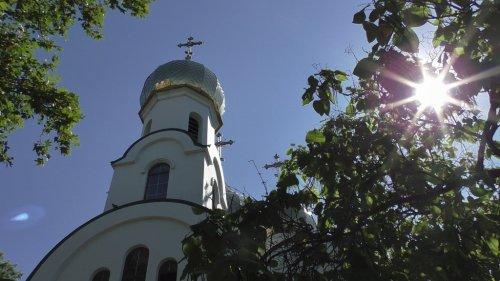 Престольные торжества в храме священномученика Вениамина, митрополита Петроградского и Гдовского в Симферополе