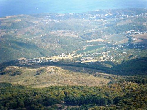 Верхняя Кутузовка – село (городской округ Алушта)