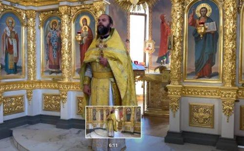 Проповедь протоиерея Иоанна Шимона