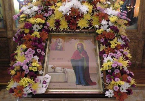 Престольный праздник в храме во имя иконы Божией Матери «Целительница» в Симферополе