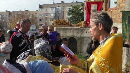 Престольный праздник храма праведного Лазаря Четверодневного в поселке Молодежное