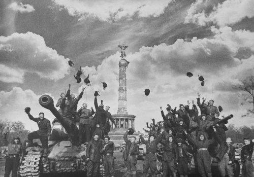 Великая Отечественная война окончилась на Пасху